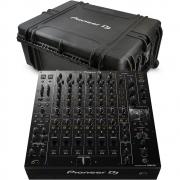 Pioneer DJ DJM-V10 + Case - Trolley