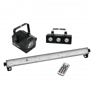 EUROLITE LED Mini Party Set