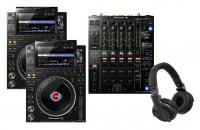Pioneer CDJ-3000 & DJM-900 NXS2, Bundle