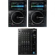 Denon Prime 2x DJ SC6000M +  DJ X1850 Set - new  Bundle