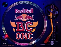 "TECHNICS SL-1210MK7R ""Red Bull BC One Limited Edition"""