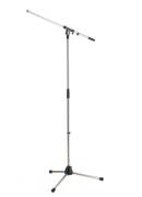 K&M 210/2 verchromt - Mikrofonstativ