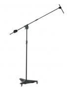 K&M 21430 schwarz - Overhead Mikrofonstativ