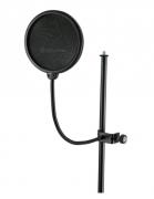 K&M 23956 schwarz - Popschutz 13cm