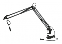 K&M 23850 schwarz - Schwenkarm