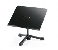K&M 12140 schwarz - Universal Tischstativ