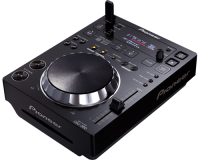 Pioneer CDJ-350-K - DJ CD Player