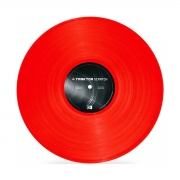 NI Traktor Scratch Control Vinyl Red MKII - Timecode Vinyl