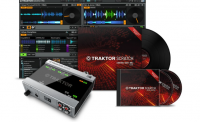 NI Traktor Scratch A6 - DJ Interface Set