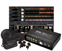 RANE SL4 Serato - DJ Interface + Dj SERATO Pro