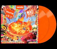 Serato Control Vinyl Mad Decent Series - Timecode Vinyl (Paar)