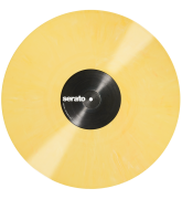 Serato Performance Series gelb - Timecode Vinyl (Paar)