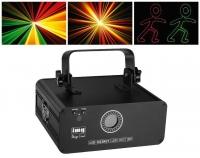 img Stage Line LSX-142SRGY - DMX Laser